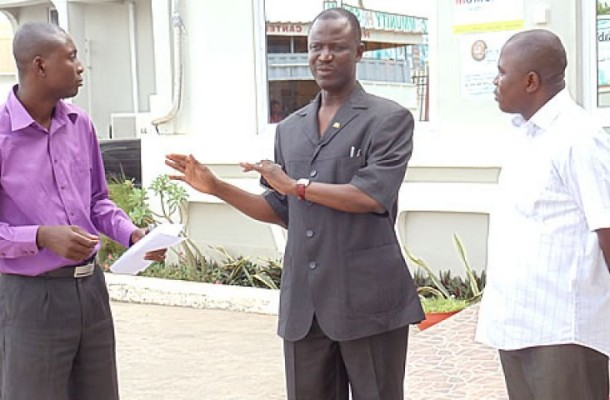 MINISTER OF YOUTH AND SPORTS TOURS  NORTHERN AND UPPER EAST REGIONS