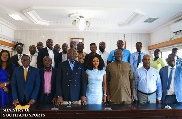 Committee to oversee the Review of the National Sports Policy Inaugurated