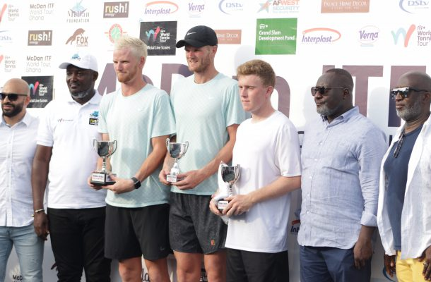 McDan ITF World Tour: Ghana has the Pedigree for Hosting Global Competitions