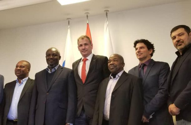 Ghana 2023 African Games: Ministry of Youth and Sports and Hungarian Olympic Committee Forge Partnership