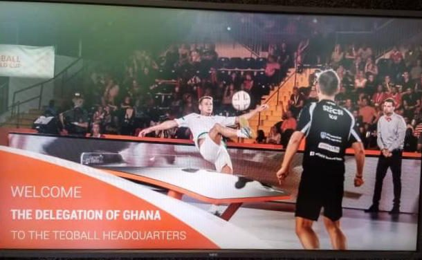 Ghana to commence competitive Teqball games soon