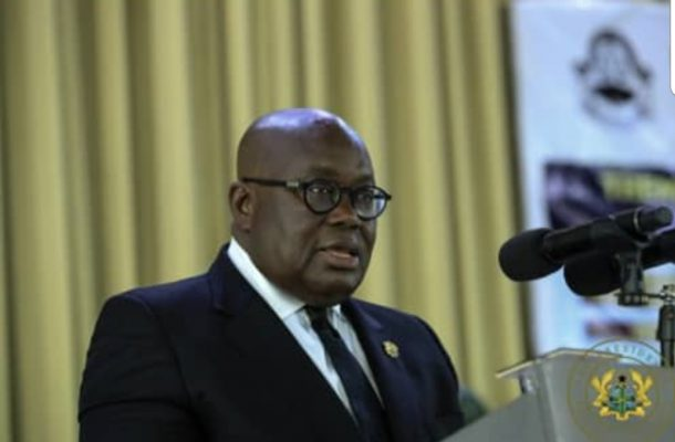 ANOCA to Honour Akufo-Addo with Highest Award