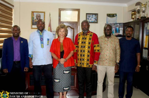 Columbian Government To Assist Government With Sports Development