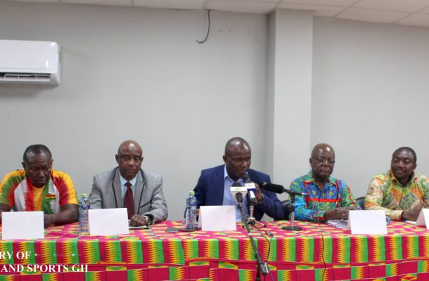 2019 African Games Press Briefing