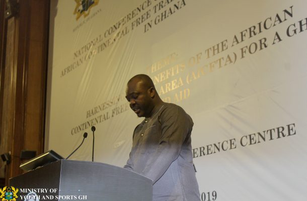 National Conference on the implementation of the African Continental Free Trade Area (AfCFTA)