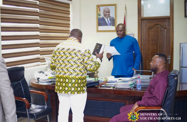 Appointment of Mr. Henry Nana Boakye As Member Of The Governing Board Of The National Youth Authority